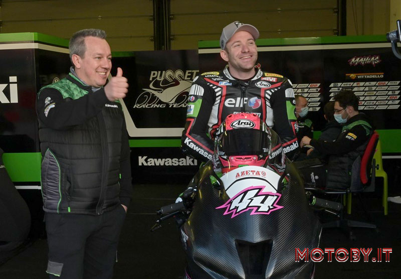 Kawasaki Puccetti Racing