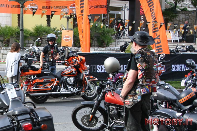 Portorose HOG Rally Harley-Davidson