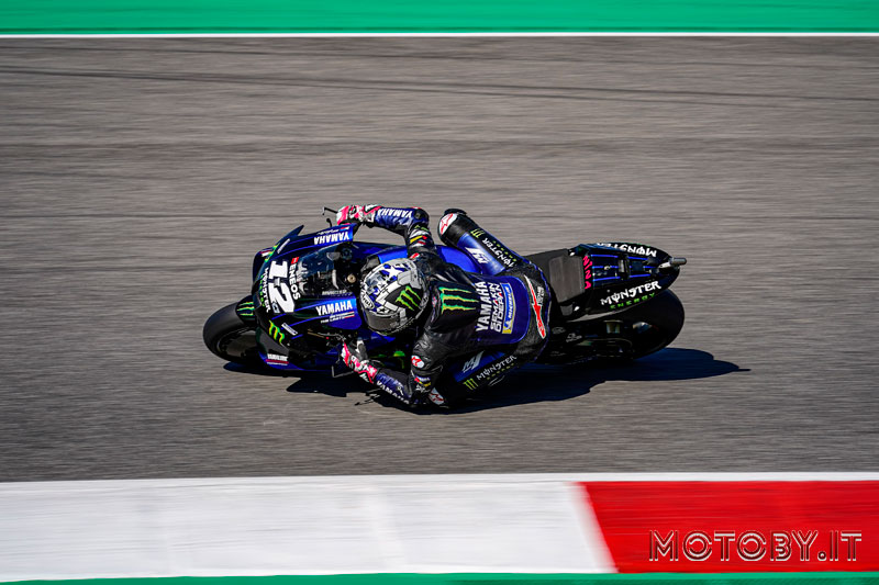 Vinales Monster Energy Yamaha Mugello