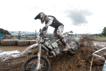 Billy Bolt Husqvarna Rockstar energy