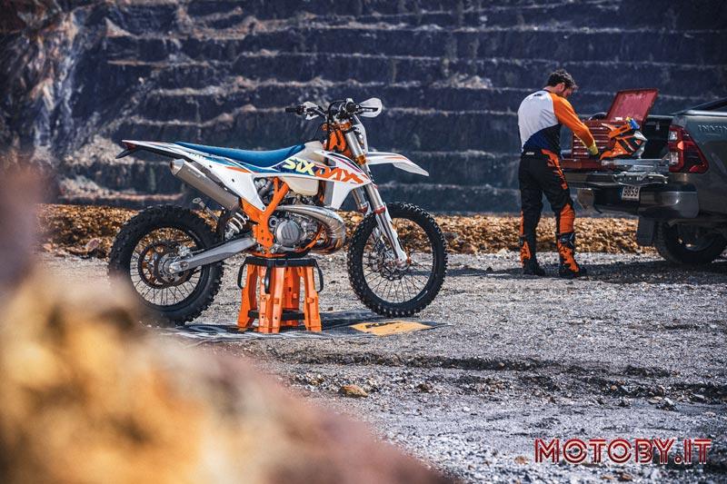 gamma KTM EXC 2022
