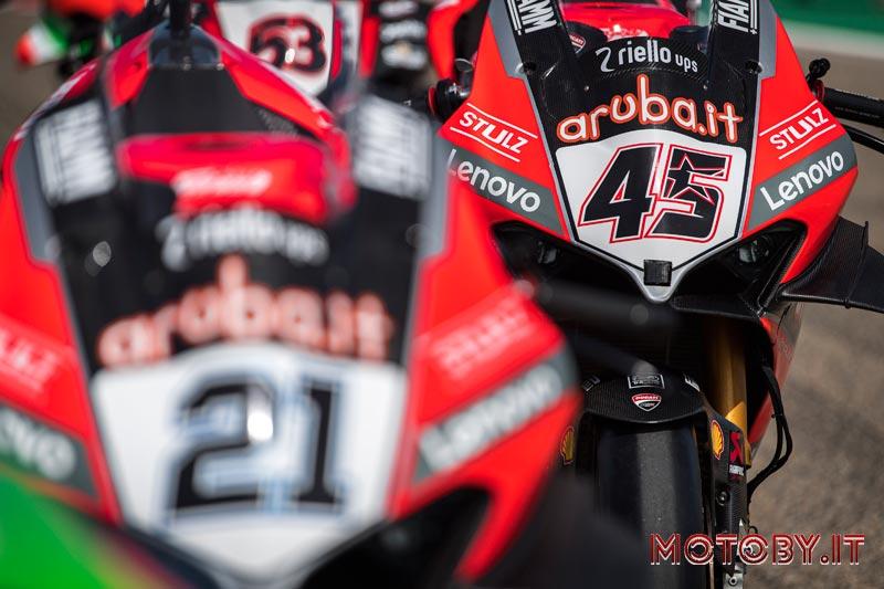Aruba Racing Ducati SBK