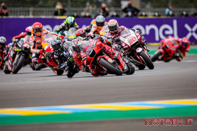 Ducati Lenovo Moto GP Le Mans