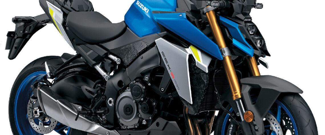 Suzuki GSX-S1000 Web Edition
