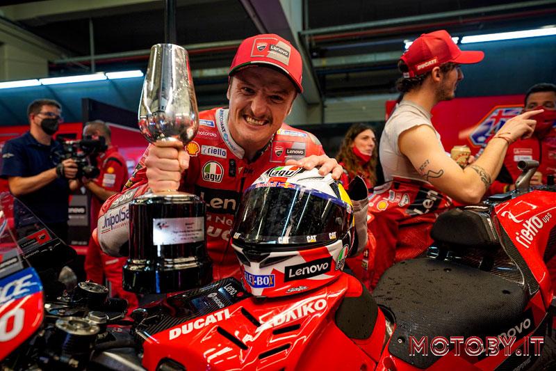 Miller Podio Ducati - Jerez