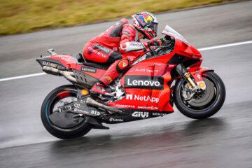 Miller in vetta al Gran Premio di Francia a Le Mans