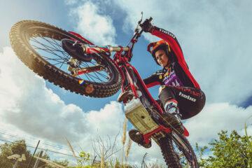 Laia Sanz GasGas Trial GP