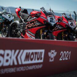 Aruba racing Ducati SBK2021