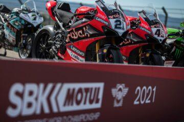 Aruba.it Racing – Ducati pronti per il WorldSBK 2021