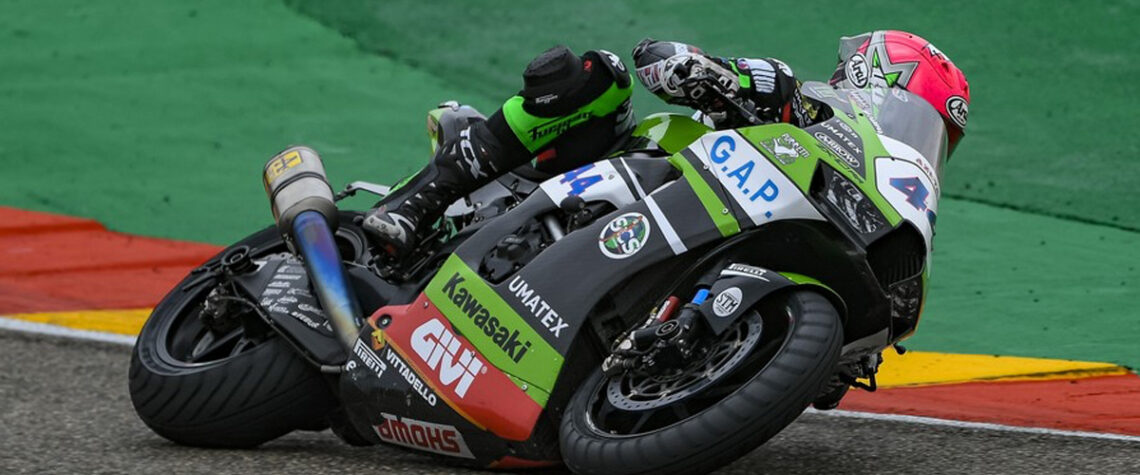 Kawasaki Puccetti Racing Lucas Mahias