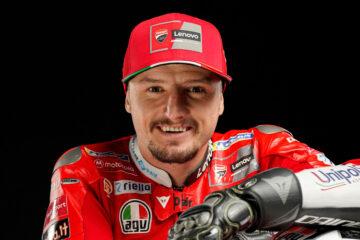Jack Miller e il Ducati Lenovo Team insieme anche nel 2022