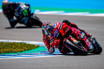 Doppietta Ducati a Jerez con Miller e Bagnaia