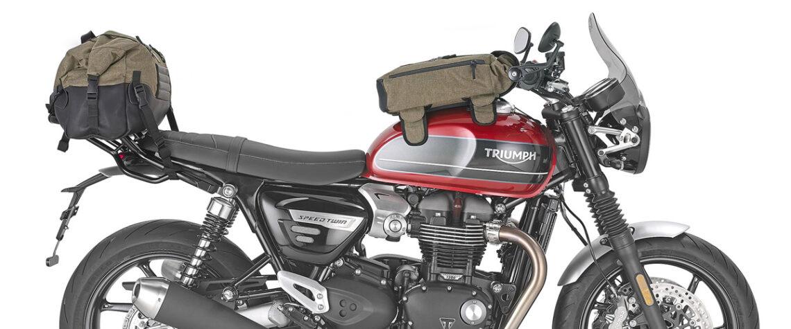 Kappa Triumph Speed Twin