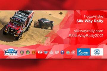 Silk Way Rally 2021, rotta su Ulaanbaatar