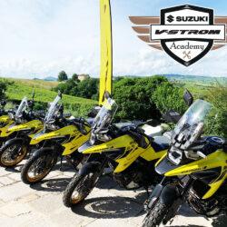 Suzuki V-STROM Academy 2021