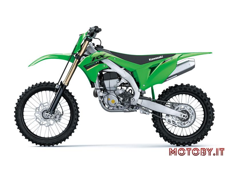 Kawasaki KX450 MY 2022