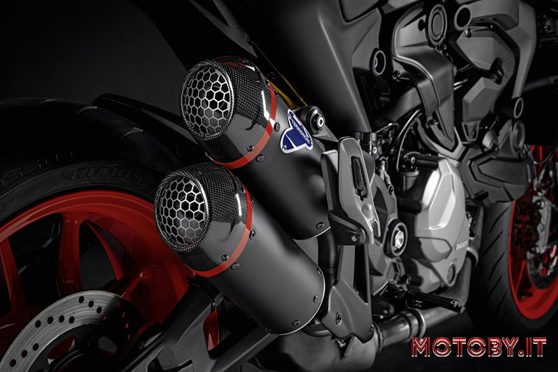 Ducati Monster Accessori