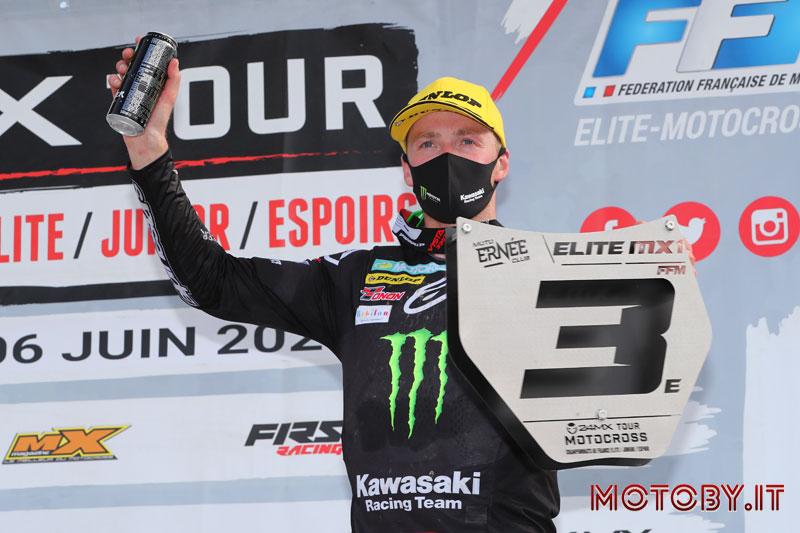 Romain Febvre Kawasaki Racing Team