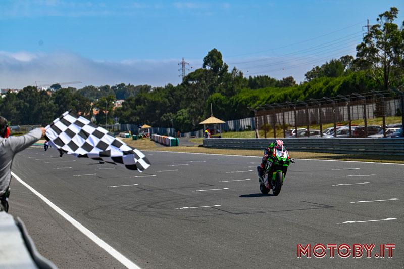 Gara 2 world superbike Estoril