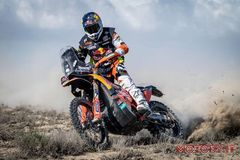 Matthias Walkner - Red Bull KTM