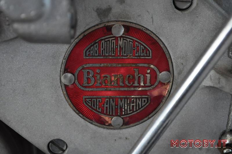 """Bianchi """"Freccia Oro"""" del 1933 Museo Nicolis"""