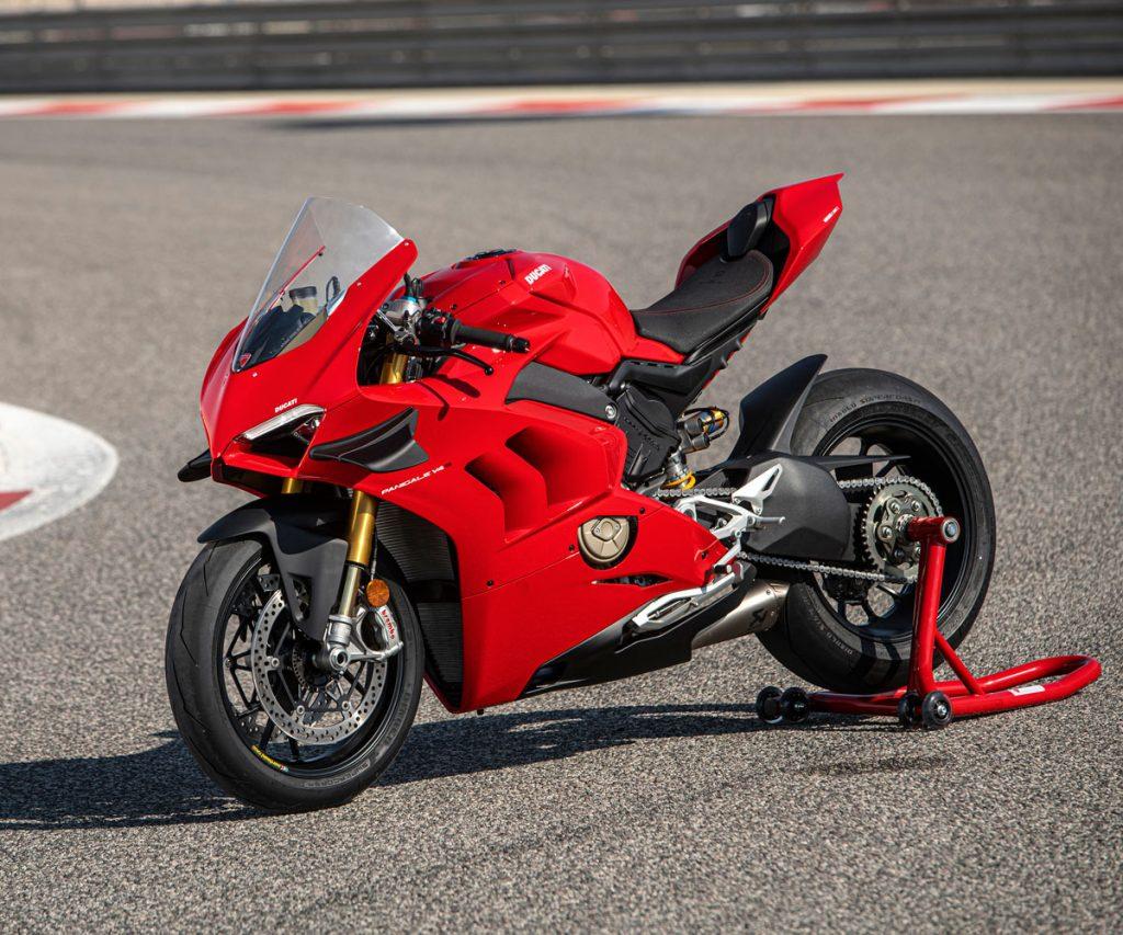 Ducati Panigale V4 accessori