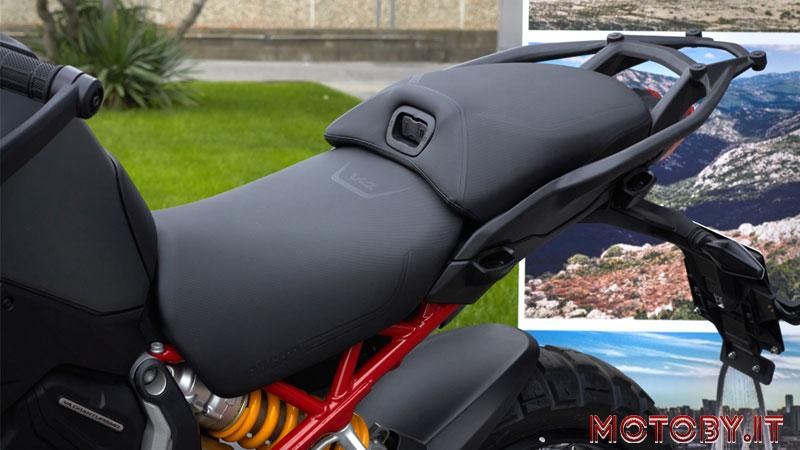 SHAD-NAd Ducati selle