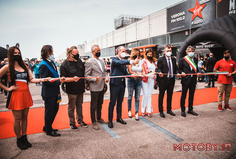 Inaugurazione MBE 2021