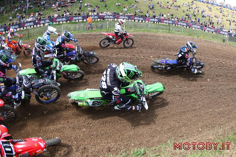 Monticelli Kawasaki Racing Team
