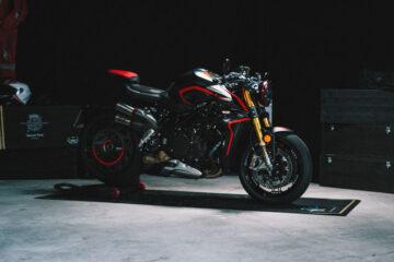 MV Agusta - You see a bike
