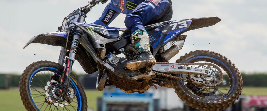 Andrea Bonacorsi di Hutten Metaal Yamaha Official EMX250