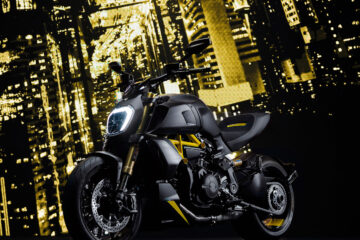 """Diavel 1260 S """"Black and Steel"""""""