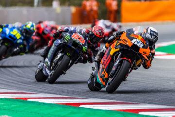 Brillante 1a vittoria in MotoGP 2021 per Oliveira