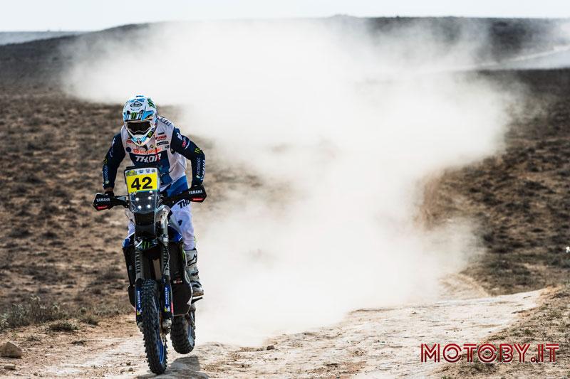 Yamaha Silk Way Rally 2021