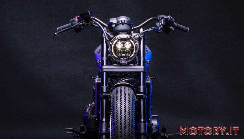 Radical Customs Honda CMX1100 Bobber