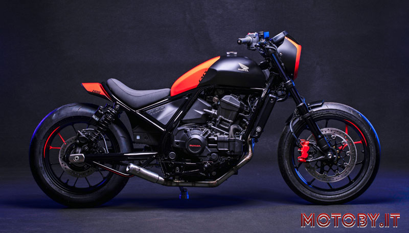 Radical Customs Honda CMX1100 Sport
