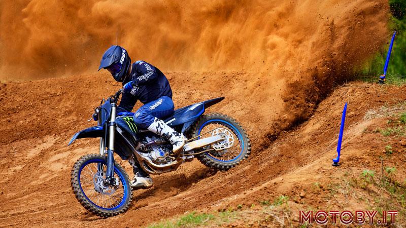 Yamaha YZ250