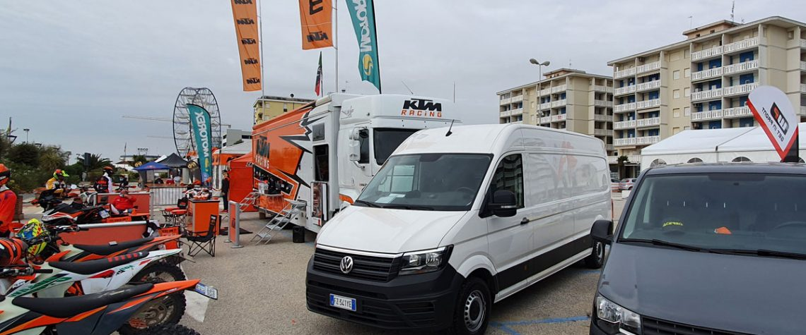 Trofeo Enduro KTM Volkswagen