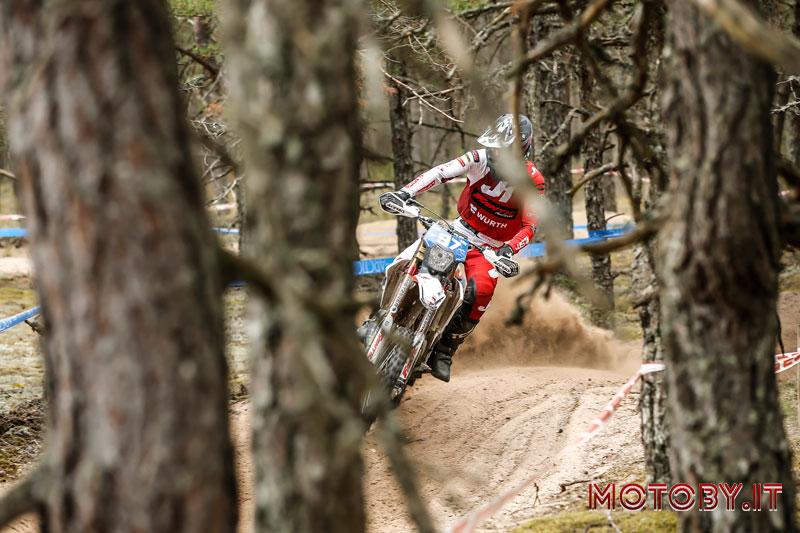 Albin Norrbin Enduro GP Estonia
