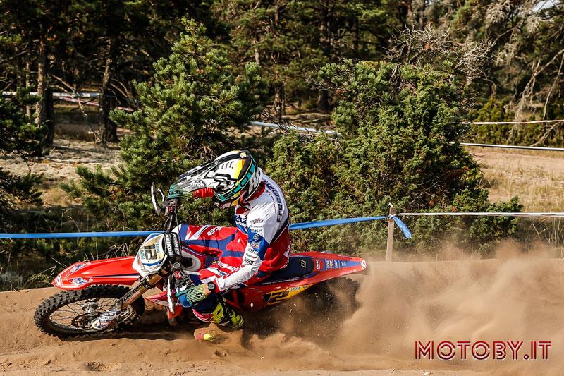 Brad Freeman Enduro GP Estonia