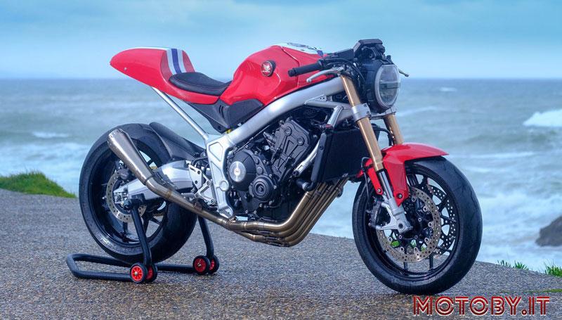 Akira Honda CB650R