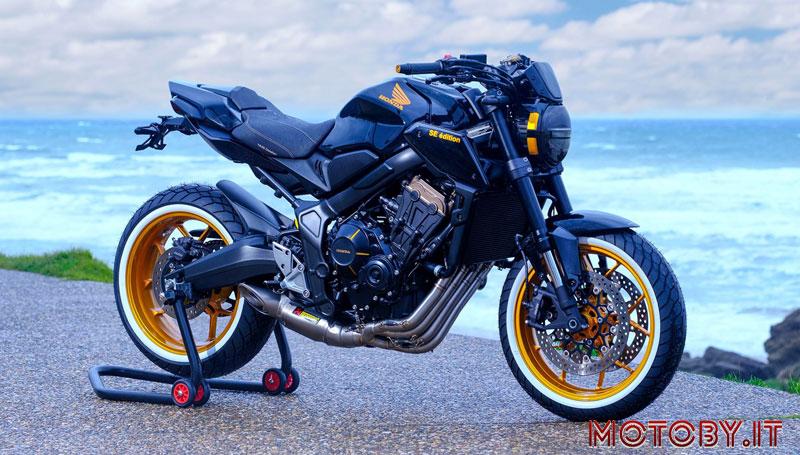 Werther Honda CB650R
