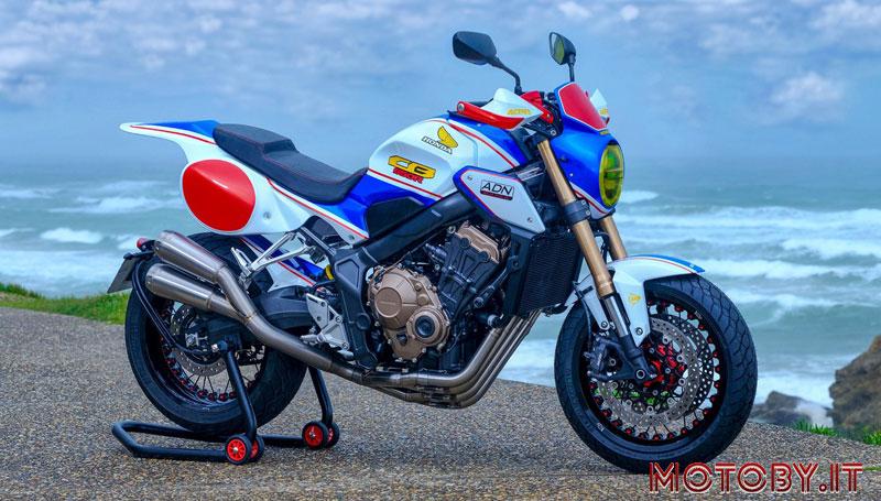 ADN France Honda CB650R