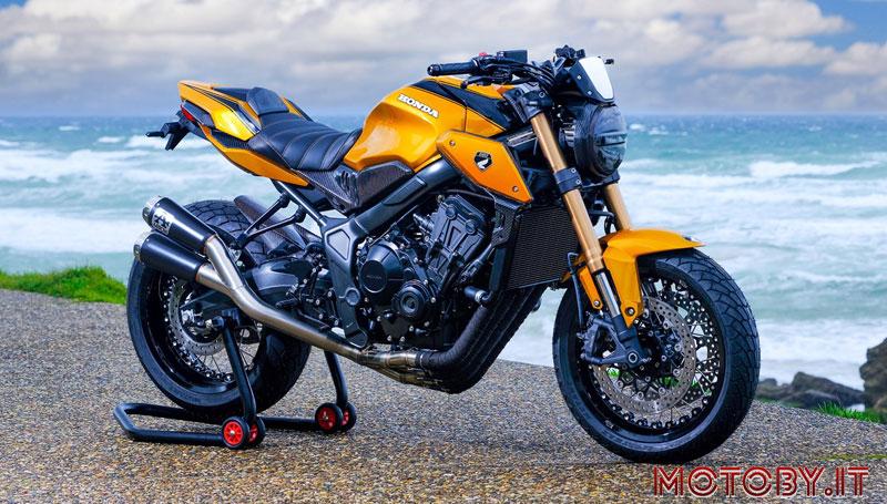 AZ France Honda CB650R
