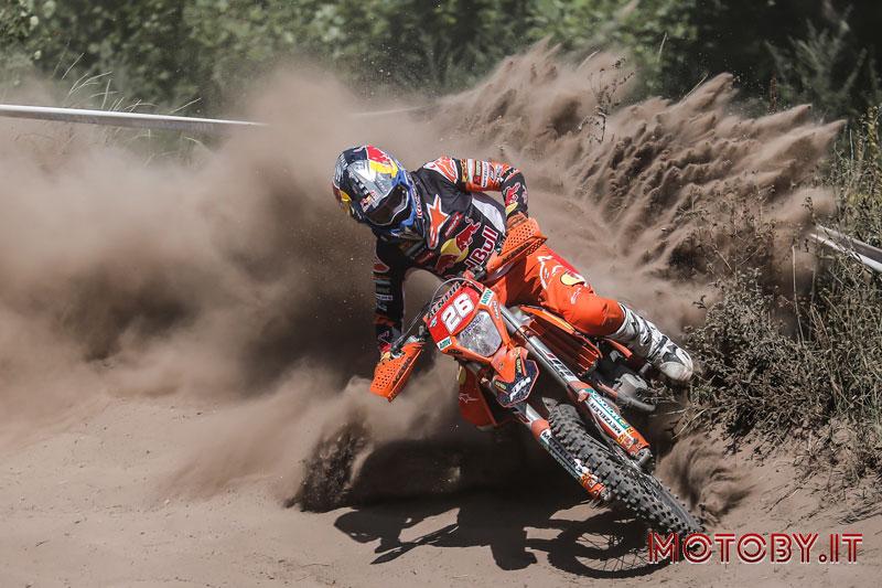 Josep Garcia Enduro GP Metzeler