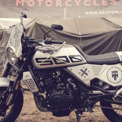 Brixton Motorcycles Mezcal