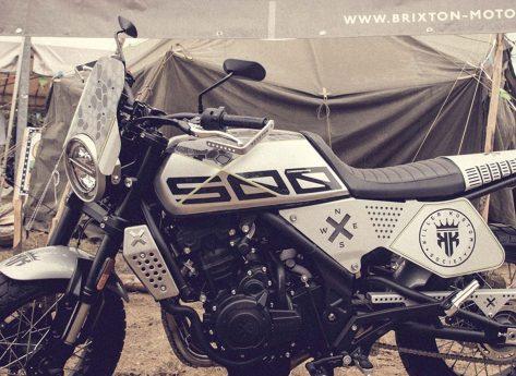 Brixton Motorcycles al Wildays svela la Special Plug & Play