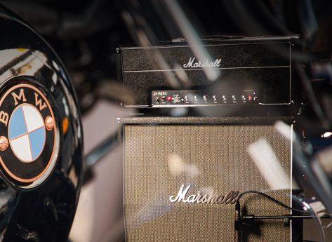 Partnership strategica per BMW Motorrad e Marshall