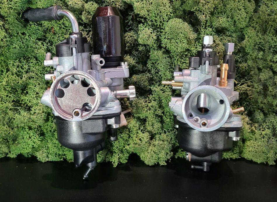 Nuovi carburatori Dellorto con tarature EURO4 ed EURO5