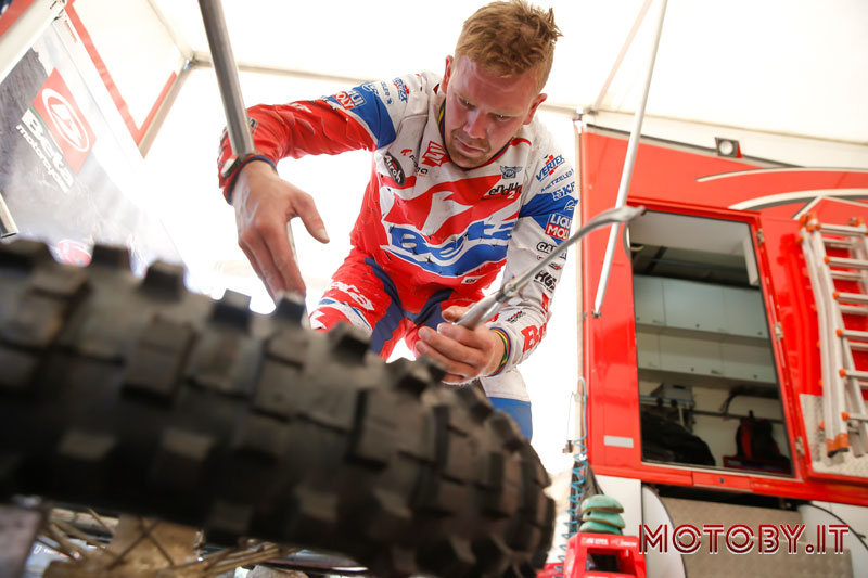 Steve Holcombe Metzeler GP Estonia